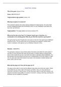ESSAY: Unit 40 - Games Design Assignment 2 (Game Ideas)