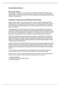 SUMMARY: Marketing handouts English