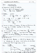 LECTURE NOTES: Interpretations of the Derivative