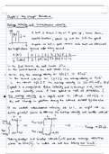 LECTURE NOTES: Derivatives: Key Concepts