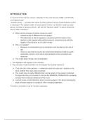 SUMMARY: judicial review revision notes