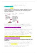 SAMENVATTING: Samenvatting Marketingfacts 2017-2018