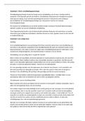 SAMENVATTING: ontwikkelingspsychologie