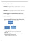 SAMENVATTING: Samenvatting vreemdelingenrecht hoofdstuk 1 t/m 14