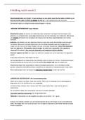 SAMENVATTING: Inleiding recht aantekeningen + samenvatting week 2
