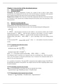 SUMMARY: Investment Management 354 notes