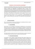 DISSERTATION: Dissertation : la France, état unitaire ou autonomique ?