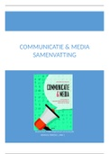 SAMENVATTING: Samenvatting Communicatie & Media (Mediaecologie, Kennis B)
