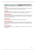 Jugement: Fiche de jurisprudence, droit des détenus