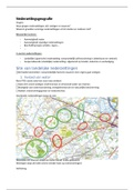 SAMENVATTING: Duidelijke samenvatting nederzettingsgeagrafie (met tekeningen en foto's!)