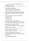 SAMENVATTING: Samenvatting ontwikkelingspsychologie