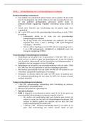 COLLEGEDICTAAT: Hoorcolleges week 1-7 Patiëntenrechten en Medische Aansprakelijkheid 2017-2018