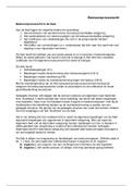 SAMENVATTING: Bestuursprocesrecht