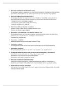 SAMENVATTING: Samenvatting gezondheidspsychologie