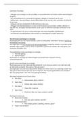SAMENVATTING: Samenvatting Sociologie, Jaar 1, Periode 1  SPH/MWD