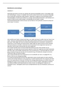 SAMENVATTING: Inleiding Organisatiekunde samenvatting