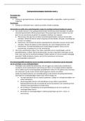 Antwoorden: Gedragswetenschappen leerdoelen week 1 t/m 7. Leerjaar 1, periode 3