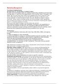 SUMMARY: Summary articles Marketing Management