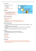 LECTURE NOTES: Heart Disease: Epidemiology