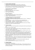 LECTURE NOTES: Managing the Business
