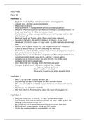 SUMMARY: Hoopvol Chapter Summaries