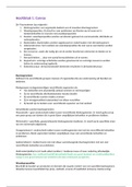 SAMENVATTING: Business Management