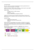SAMENVATTING: Samenvatting Logistiek (Eerste jaar Logistiek Management)