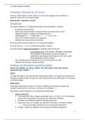 SAMENVATTING: 1 Ba VDK - Biologie - Inleiding