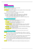 LECTURE NOTES: Management Information Systems (Exam 1)