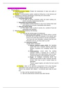 LECTURE NOTES: Management Information Systems (Final)