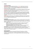 SUMMARY: Samenvatting Medical Biochemistry (DT1) BMW jaar 3 Track Patiëntgericht