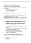 SUMMARY: Strategic Marketing Chapters 1-7 & 13