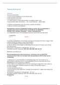 SAMENVATTING: Basis audiometrie