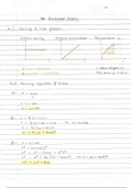 LECTURE NOTES: Accelerated motion