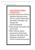 SUMMARY: Liberal Reforms