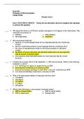 Answers: Exam 2 Practice Test