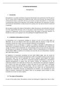 NOTES DE COURS: Literature - The Romantic Movement