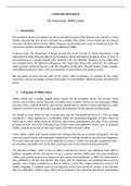 NOTES DE COURS: Literature - W. Collins, The Moonstone
