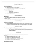 LECTURE NOTES: Biomolecules