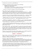 NOTES DE COURS: Ecophysiologie Animale I