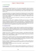 NOTES DE COURS: Dynamique des Ecosystèmes et Biodiversité