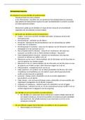 SAMENVATTING: Dermatologie Haarzorg 1oso