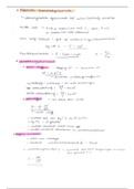 SAMENVATTING: fysica samenvatting thermodynamica