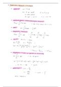 SAMENVATTING: fysica samenvatting arbeid en energie