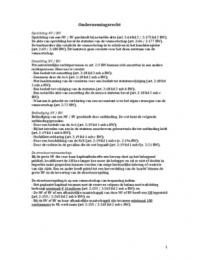 AUTRE: Samenvatting Ondernemingsrecht