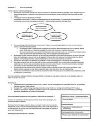 SUMMARY: Samenvatting Strategische Marketingplanning - Alsem