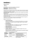 SAMENVATTING: Methoden en Technieken, Babbie, H1 t/m 13, behalve H6, Nederlands geschreven