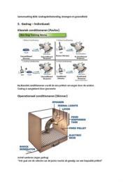 SAMENVATTING: BOK: Gedragsbeïnvloeding, bewegen en gezondheid