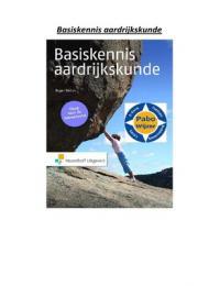 SAMENVATTING: Basiskennis aardrijkskunde