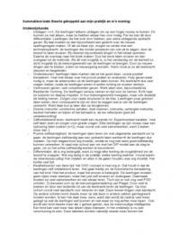 academische vorming essay